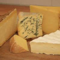 Perl Las Cheese, Wonderful Welsh Organic Blue cheese